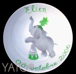Baby's – Éléphant