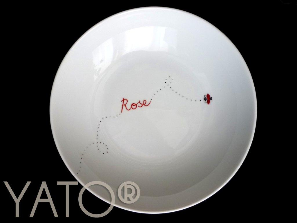 Collection Ladybug Assiette boule