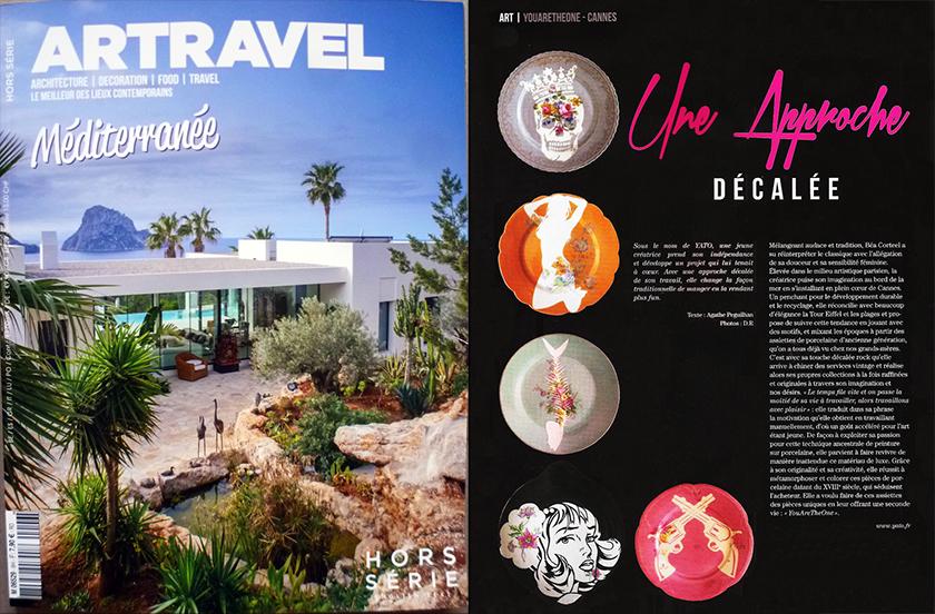 ART TRAVEL - Hors série