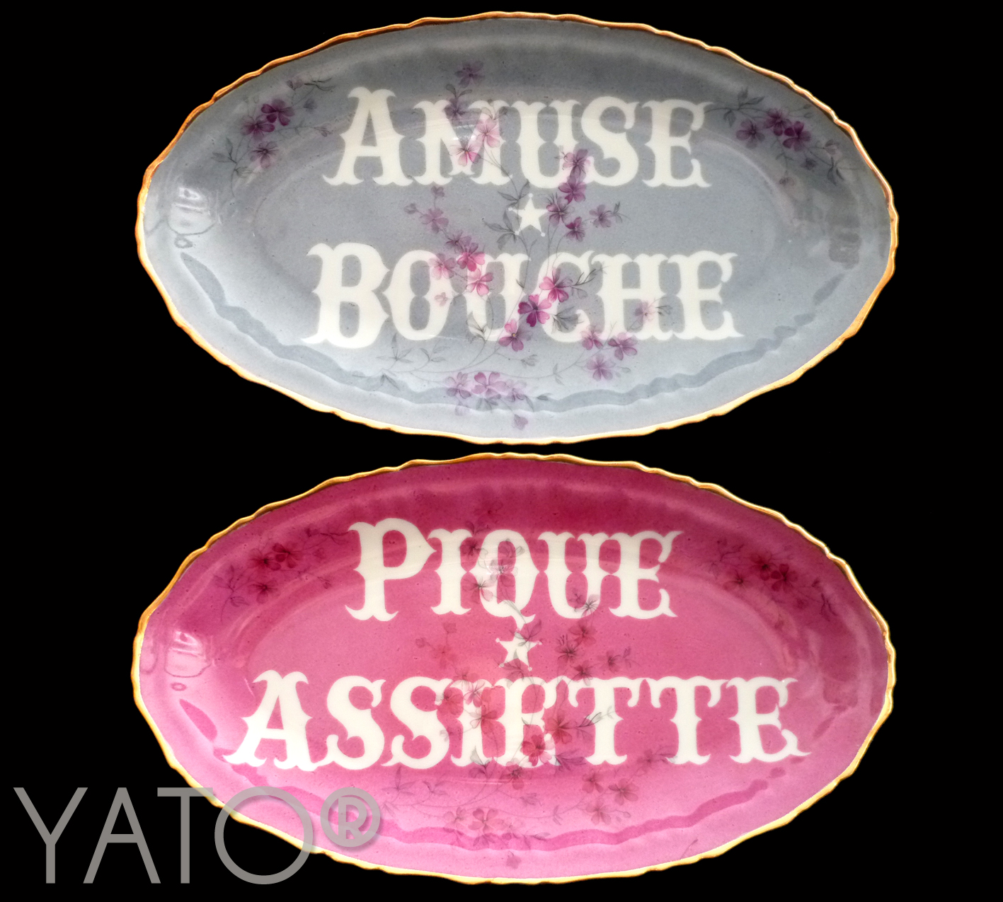 Collection Customs © PIQUE-ASSIETTE