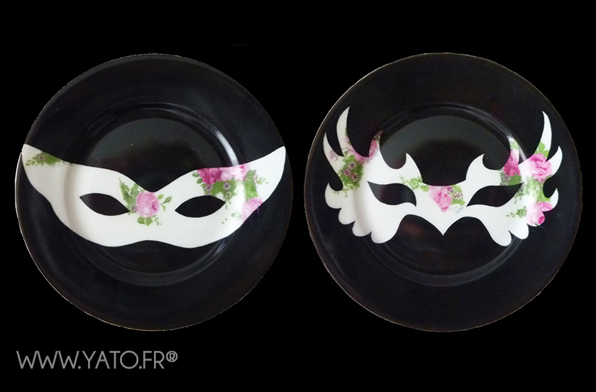 Yato Customs Collection BAL MASQUE MASKS 72