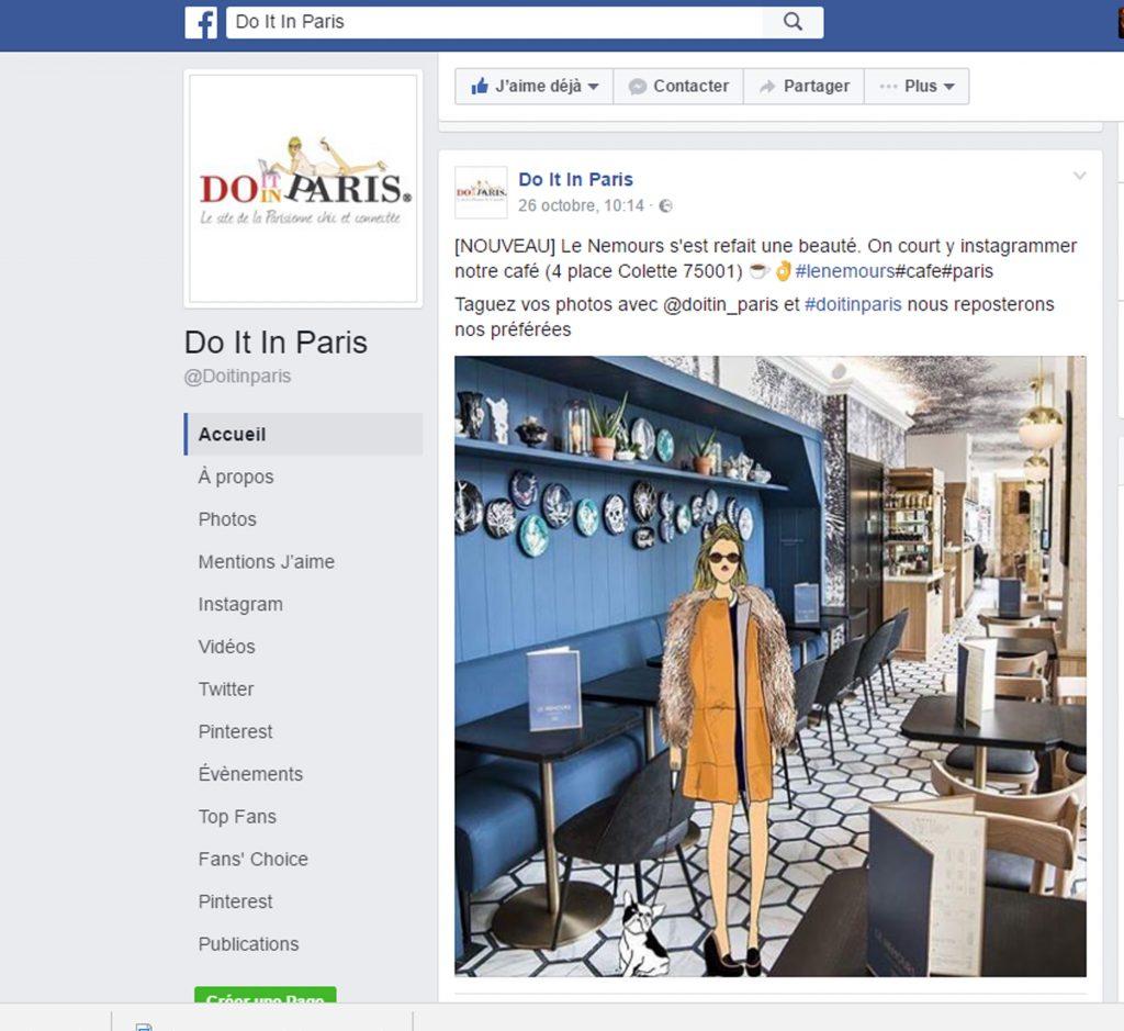 DO IT IN PARIS - Octobre 2016